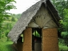 Originalnachbau eines Lehmhauses