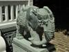 Elefant als Bewacher