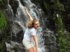 San Ramon Wasserfall